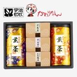 宇治森徳 茶匠仕込 流香 豆菓子詰合せK(3)