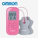 オムロン 低周波治療器 ピンク