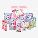液体洗剤フレグランスギフトセットK C
