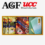AGF・UCCコーヒー・ドリップ緑茶K A