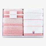 ピンキー&ダイアン フェイスタオル2枚セット (ピンク)