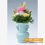 プリザーブドフラワー花瓶付(1束)