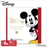 ディズニー カタログギフトセレクション スマイル コースP 写真入りメッセージカード(有料)込