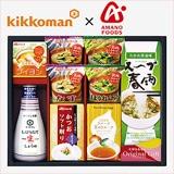 キッコーマン&アマノフーズ食品アソート B