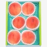 山梨の水蜜桃