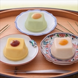 赤坂松葉屋 季の彩 胡麻豆腐