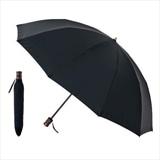 [小宮商店] 超撥水折りたたみ傘 ブラック