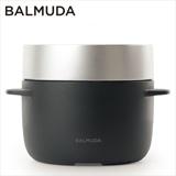 [バルミューダ] BALMUDA The Gohan 炊飯器 ブラック