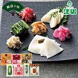 [もり]  京漬物詰合せ(秋冬)
