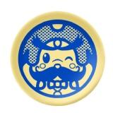 オトッペ キャラクター豆皿 ウィンディパパ