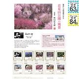花見山公園の風景 写真家 秋山庄太郎