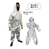 防寒アルミ寝袋スーツ(男女セット)