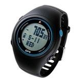 GPSランニングウォッチ Actino WT300 ブルー