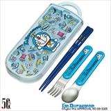 抗菌食洗機対応スライド式トリオセット I'm Doraemon ぬいぐるみいっぱい