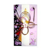 SG−193祝儀袋 寿 桜咲く スワロフスキー