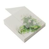 WP−067ブロックメモ 不二子花瓶と花