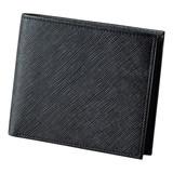 ユナイテッドアローズ 二つ折財布 ブラック