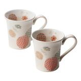 京焼 京小紋ペアマグカップ