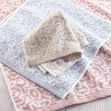 今治謹製 紋織タオル バスタオル2枚セット ピンク
